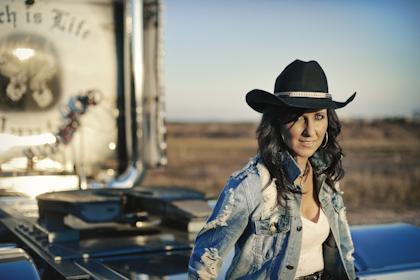 Australian singer-songwriter Jayne Denham: 'Addicted to the Diesel'