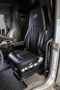 Owner-operator feedback inspired new line of truck seats, Minimizer says