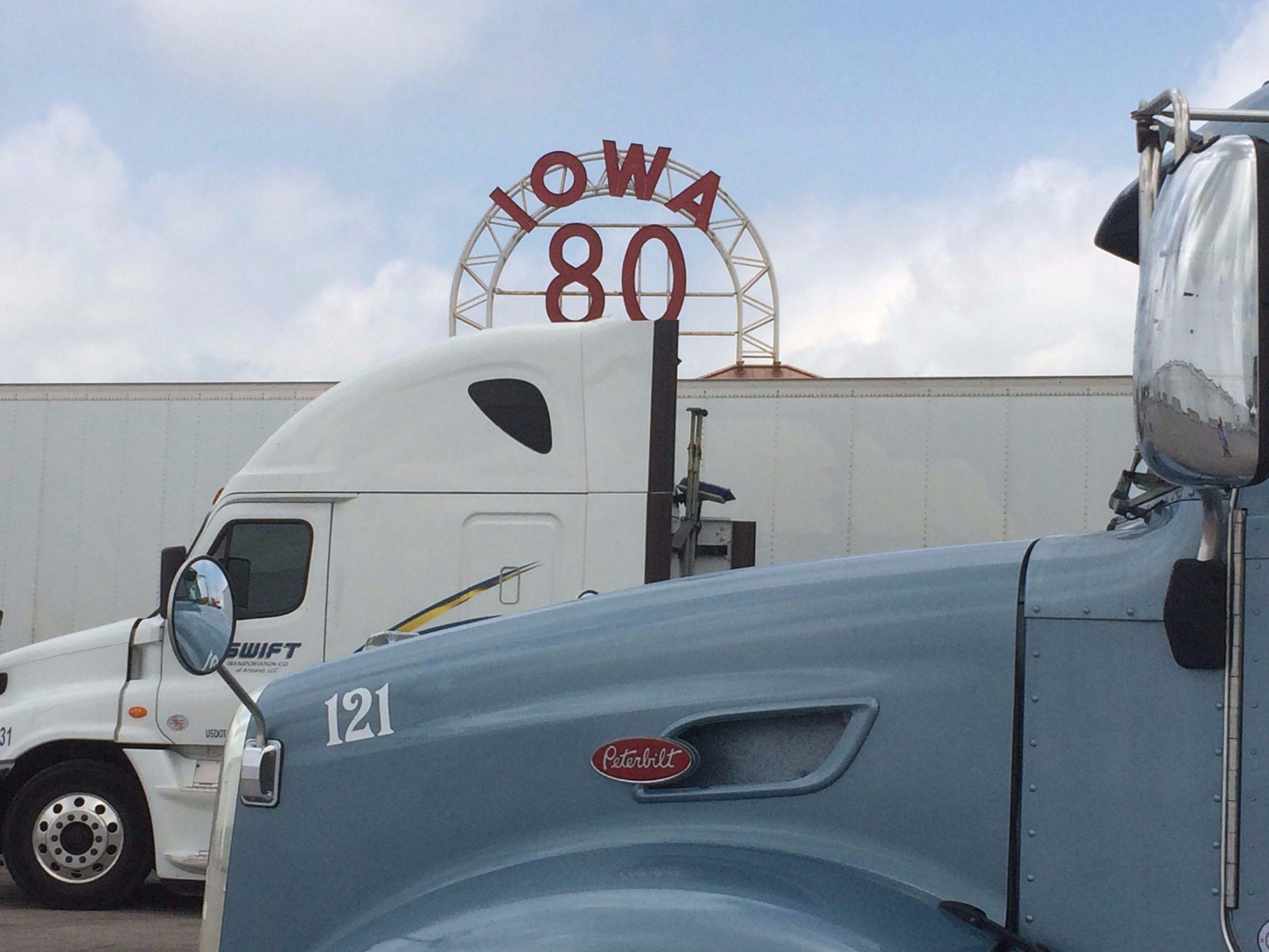 Trucks roll into Walcott for annual Jamboree