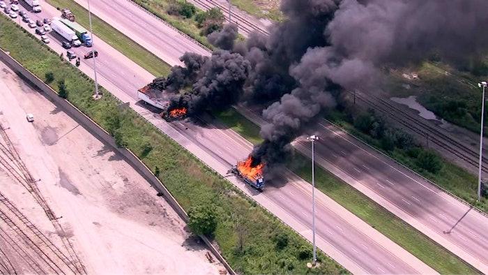 chicago crash