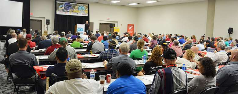 Learn business tips, regulatory updates at GATS educational seminars
