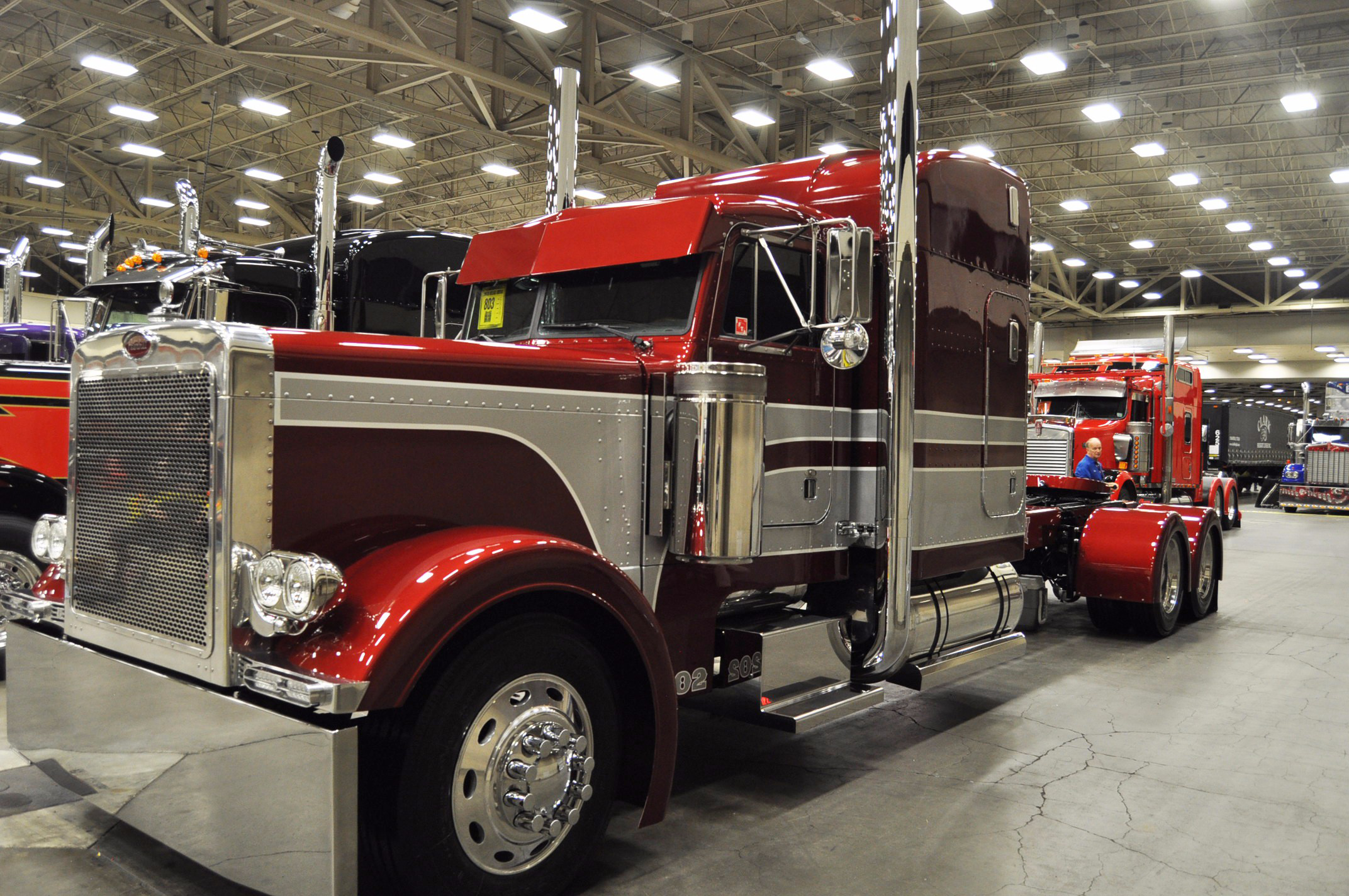 David Kosar – 1996 Peterbilt 379