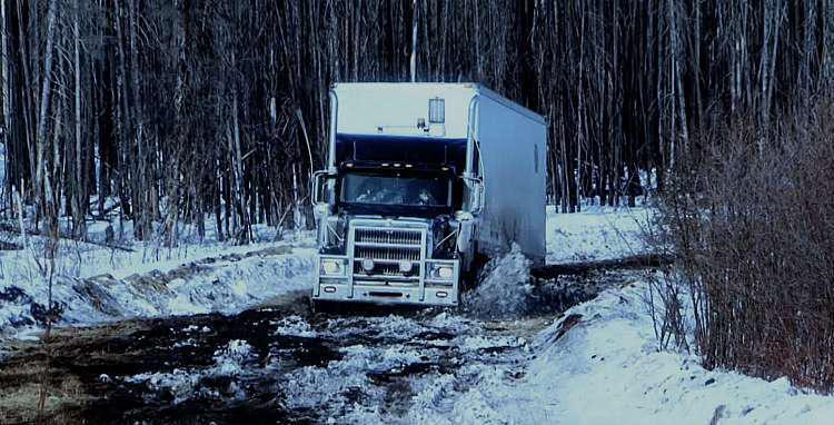 Ice Road Truckers kicks off 10th season Thursday