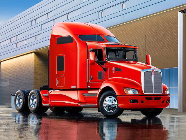 Kenworth ending T660 production, adds new T680 daycab options