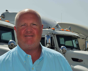 """In years 2002 to 2005, owner-operators buying stock trucks were a much larger percent of our sales mix than today."" --Troy Dickens, general manager of Rush Truck Centers' location in Nashville, Tenn., on the effect the rise in equipment cost and other market dynamics has had on owner-operator purchasing"