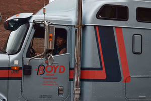 Daseke owns several large truckload carriers, including Boyd Bros. Transportation.