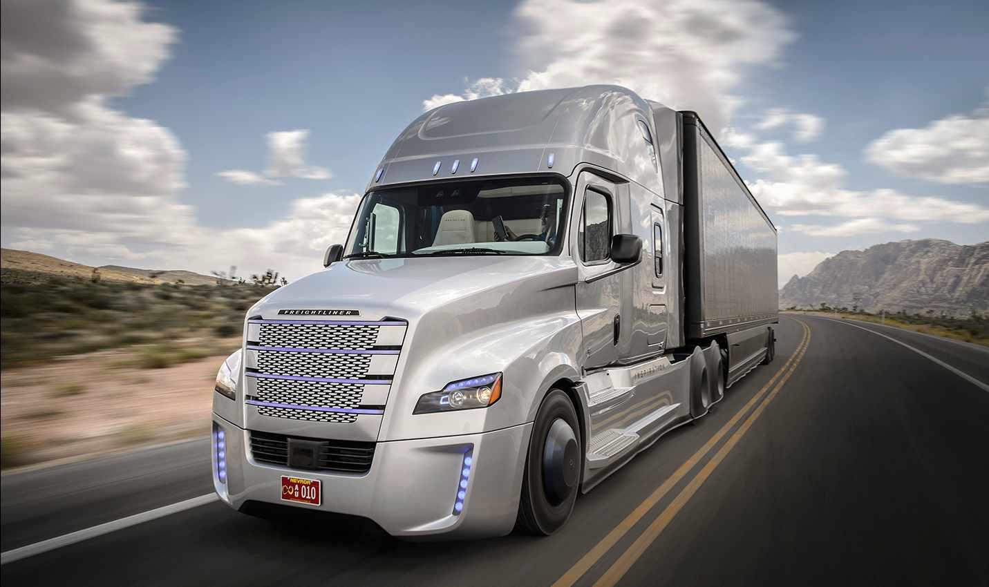 FMCSA holding autonomous trucks meeting next week