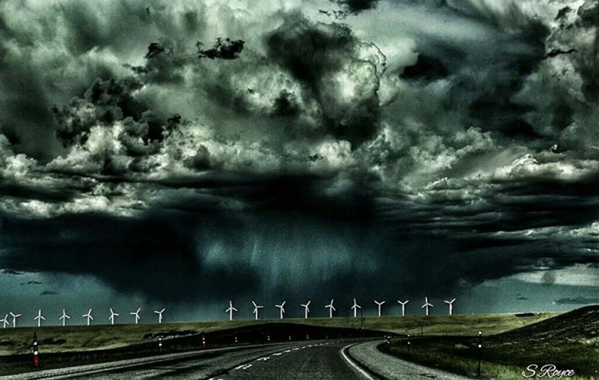 Trucking inspires stunning landscape photography