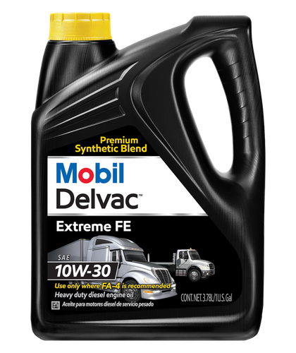 Mobil Delvac introduces lineup of engine oils for next-gen category