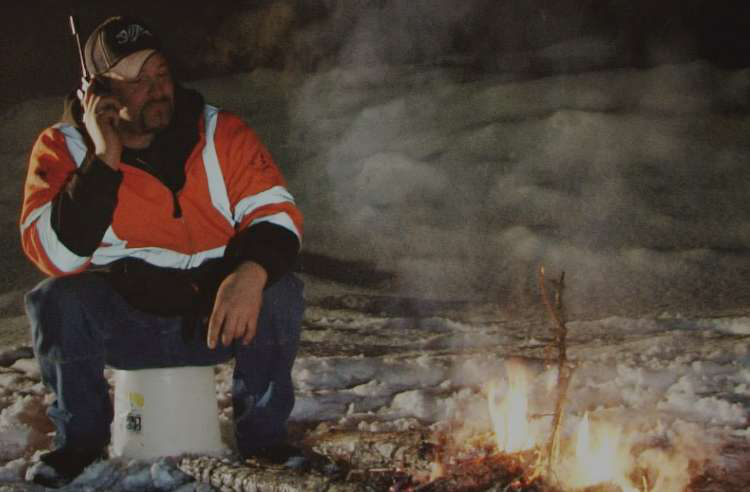 ice road truckers darrell ward