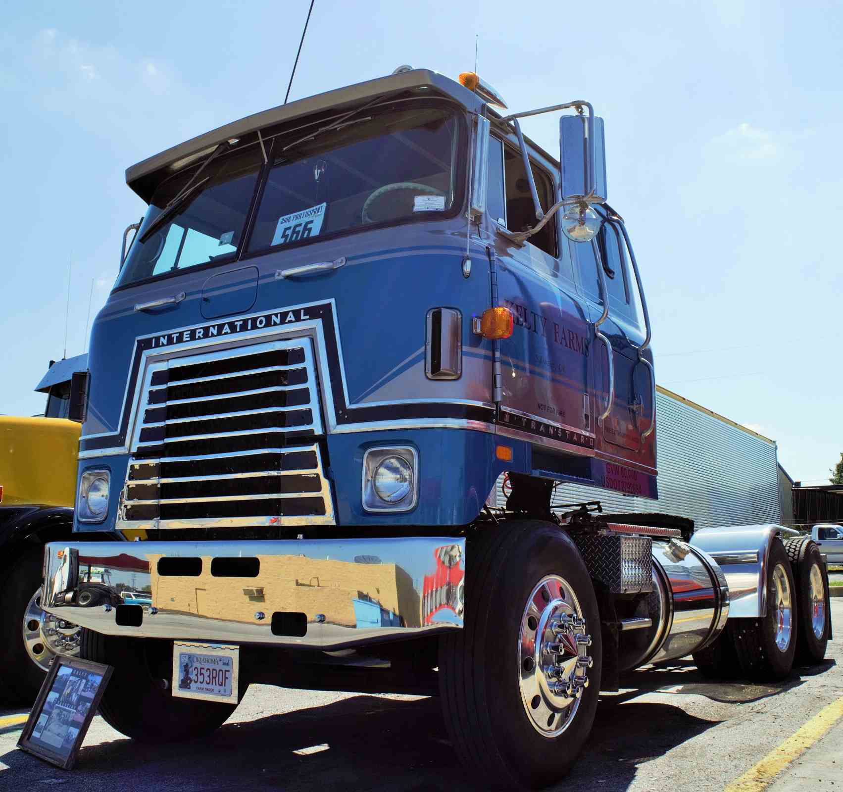 Long Haul Trucking >> Big comeback for this cabover, one of 550-plus trucking stories at Guilty by Association