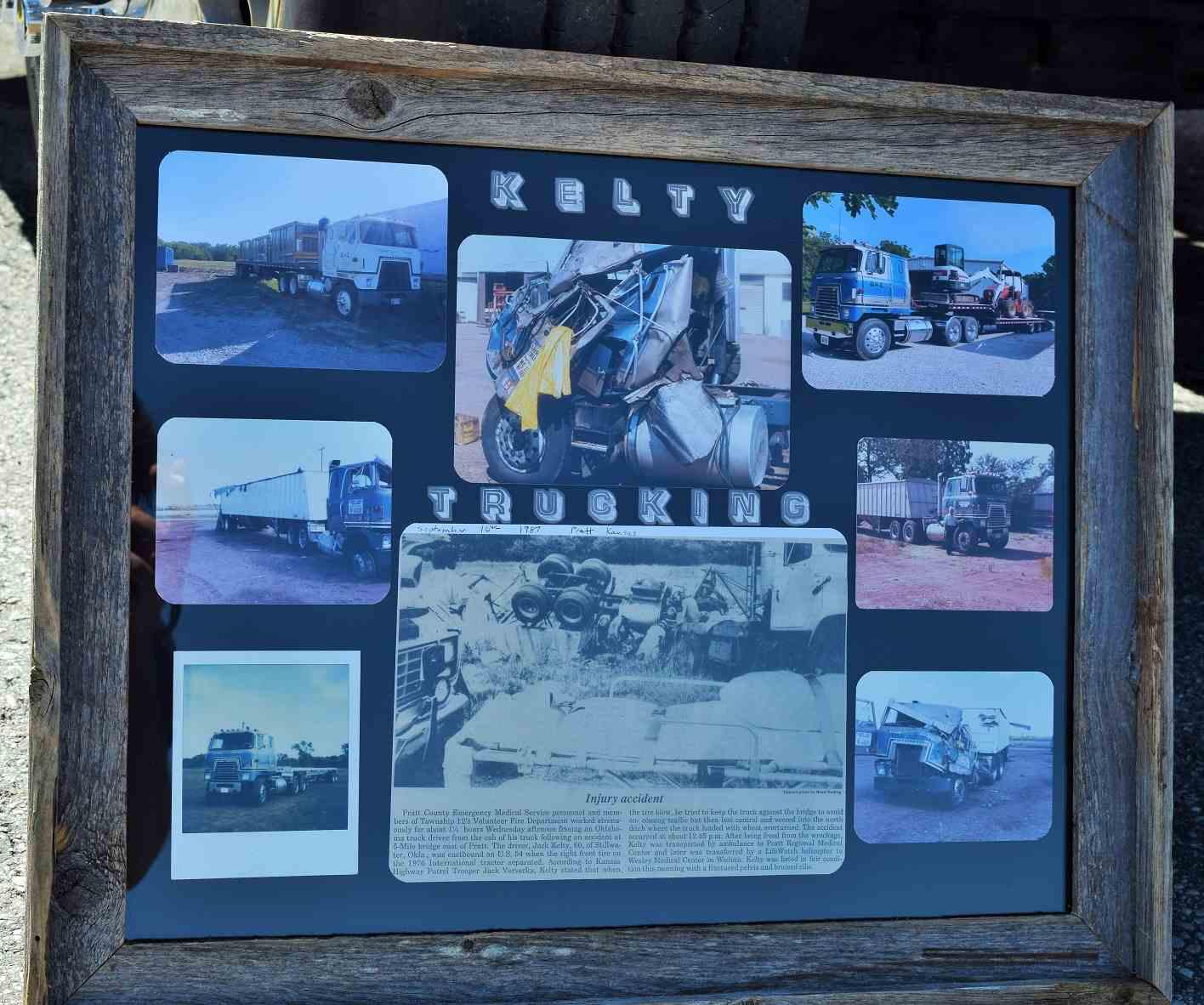 More on the Kelty Farms 1976 International TranStar COE