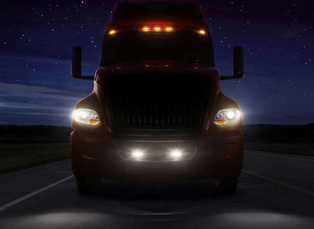 International makes collision avoidance system standard on new truck line