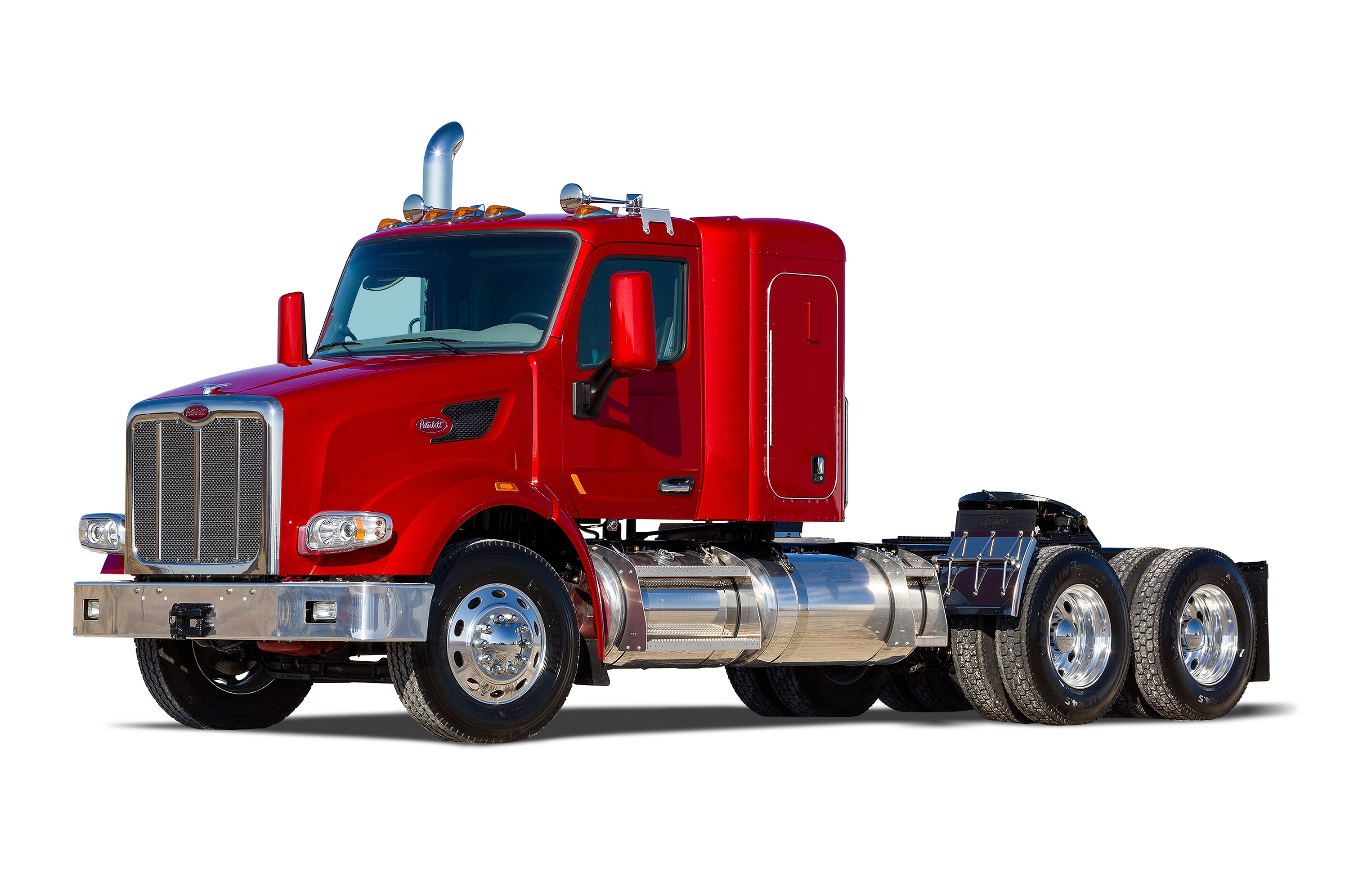 Peterbilt S No Idle Heater System Now Available In 579