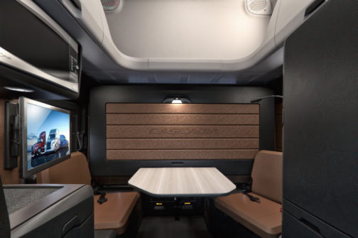 Freightliner Introduces Redesigned Cascadia With Driver