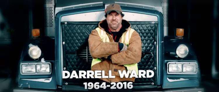 NTSB releases eye-witness account of plane crash that killed 'Ice Road Trucker' Darrell Ward