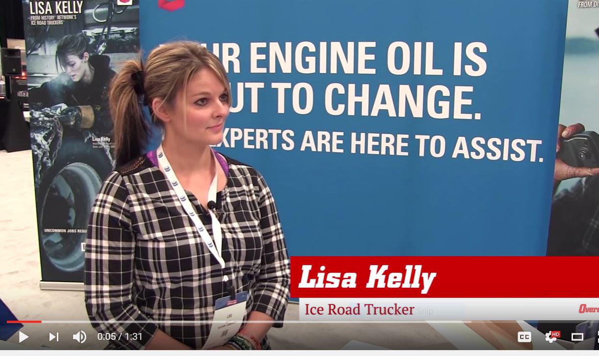 Ice Road Truckers 2020 Schedule Video: Ice Road Truckers' Lisa Kelly talks new season, new cast