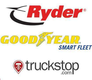 Partners in Business is sponsored by Ryder, Goodyear and Truckstop.com.