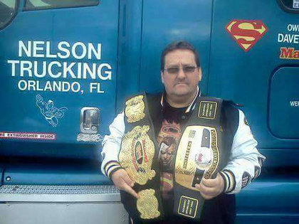 Trucking, professional wrestling, and music
