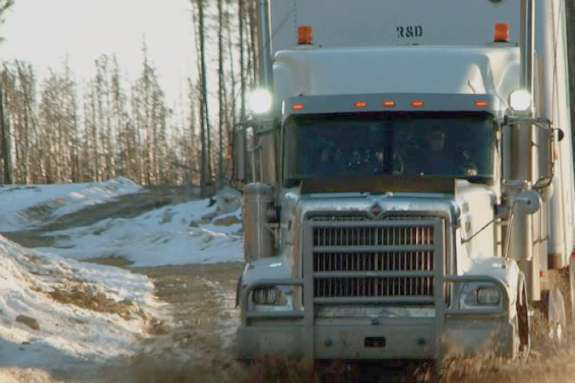 'Ice Road Truckers' rivals join forces in latest episode