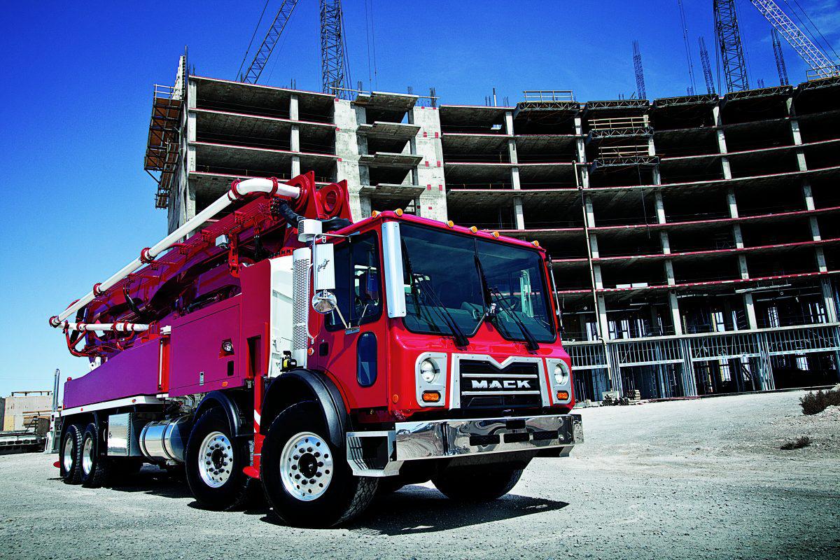 FMCSA grants 30-minute break exemption to certain concrete pump drivers