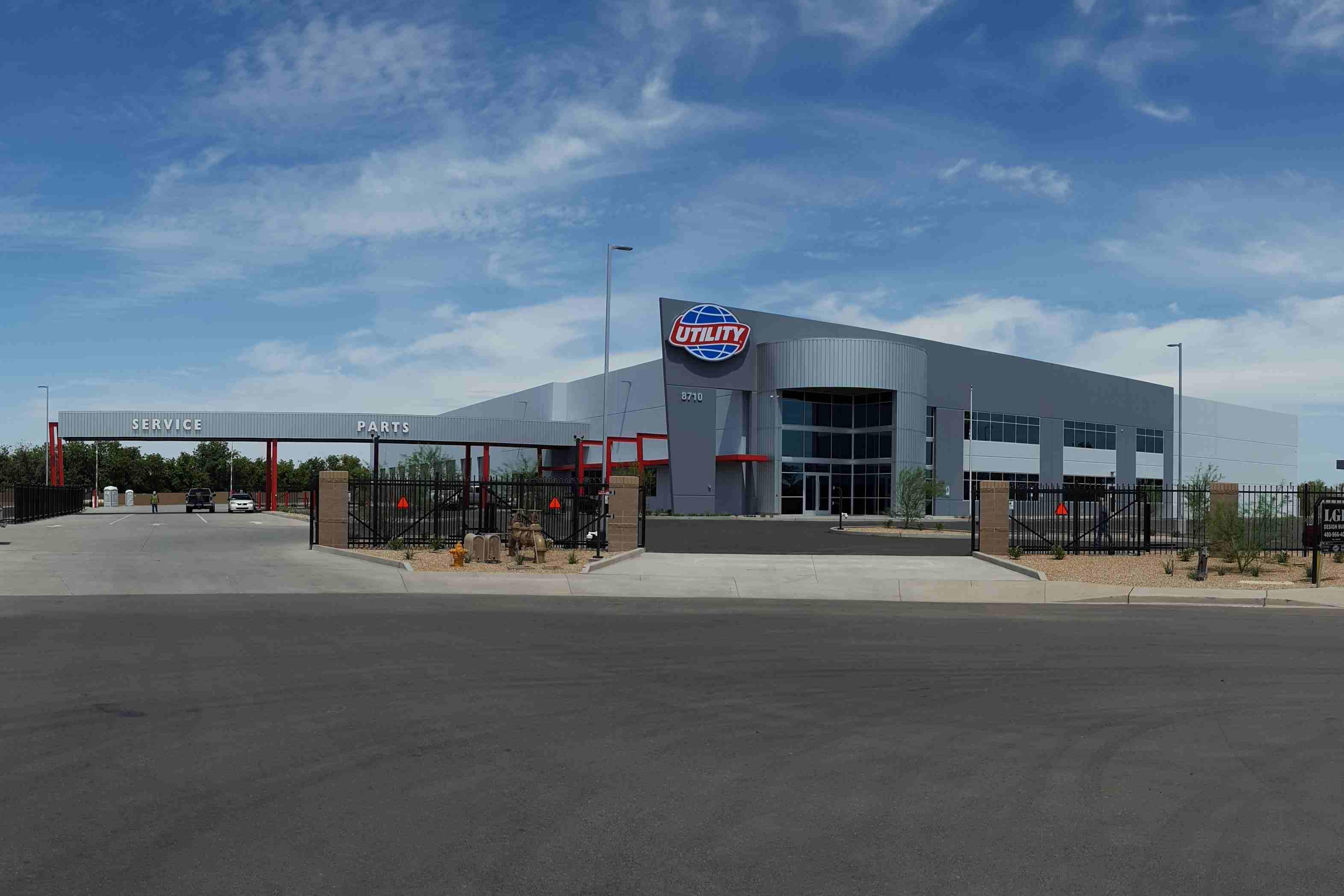 Utility Trailer relocates, upgrades Tolleson, Ariz., facility