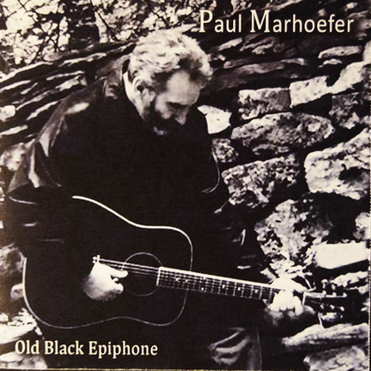 """Old Black Epiphone"" is available today via PaulMarhoeferMusic.com and a variety of online retailers."