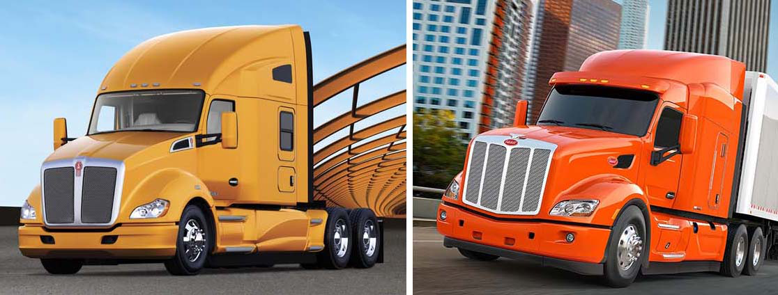 Peterbilt, Kenworth the first truck makers to announce return to MATS