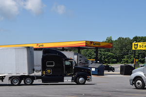 Fuel is the largest variable cost for an owner-operator, meaning the cost varies by miles run. Fixed costs, such as insurance, remain fixed regardless of miles run.
