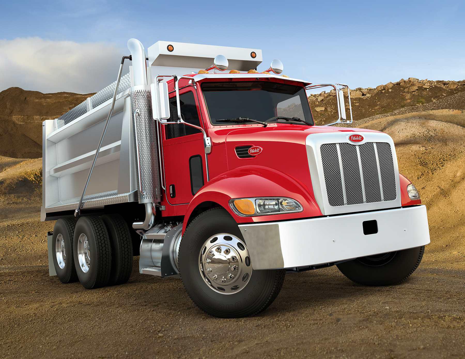Peterbilt adding Bendix collision mitigation system to