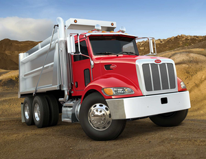 Peterbilt adding Bendix collision mitigation system to medium-duty models