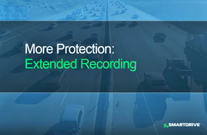 SmartDrive's 'Extended Recording' feature enhanced; other upgrades, video mandate discussed
