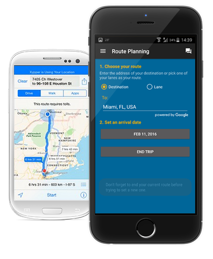 Xypper launches new app/web-based brokered freight tool