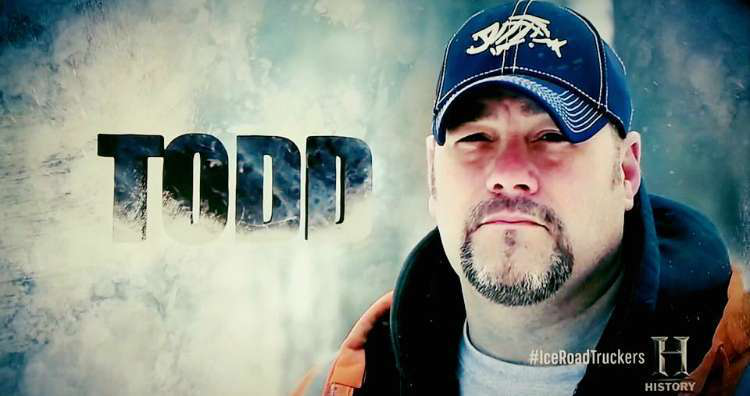 'Ice Road Truckers' star Todd Dewey talks trucking career, recent struggles in podcast