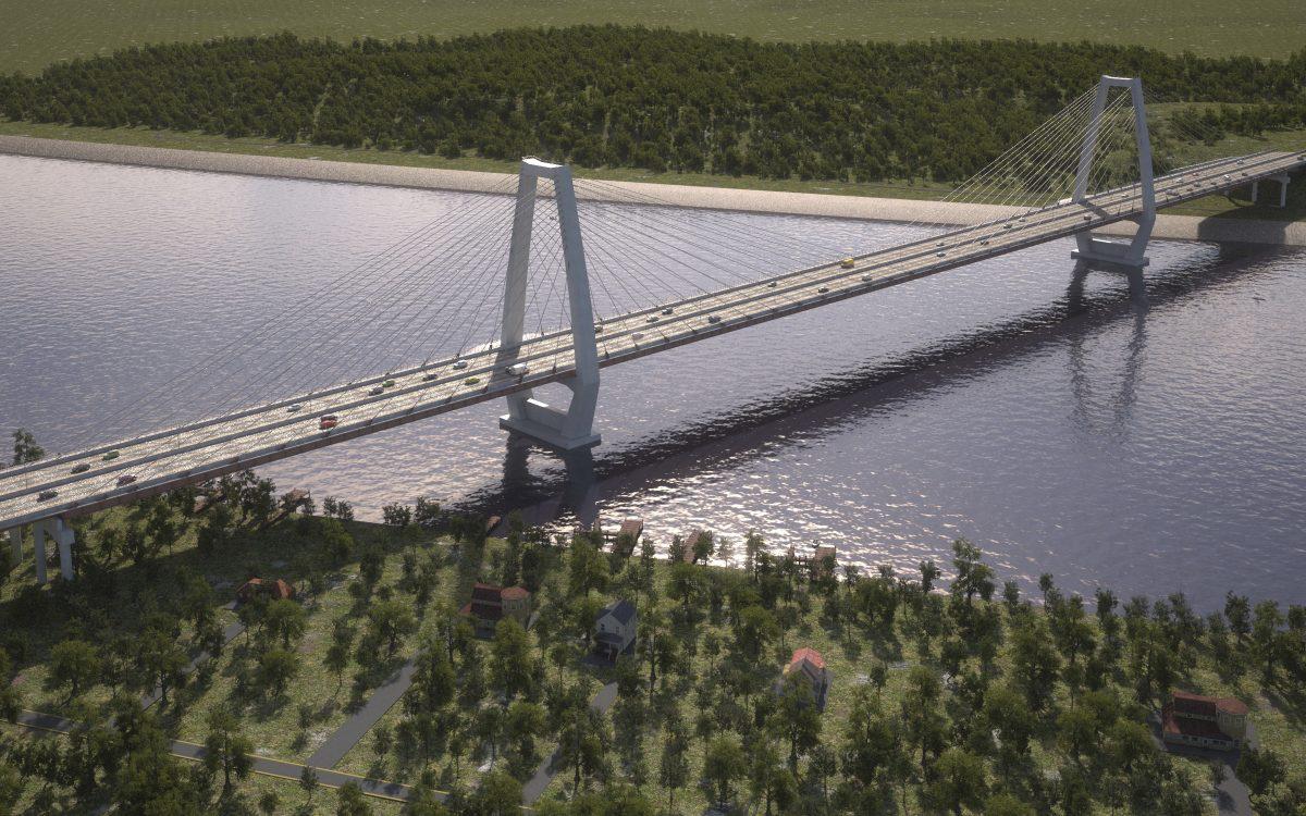 New I-65 and I-265 bridges open, tolls for trucks cost $10-$12
