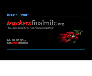 TruckersFinalMile.org and driver-songwriters raising funds to help deliver driver back home