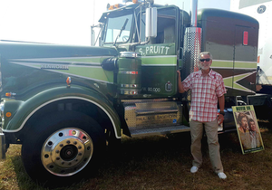 Barry Weitz, one of the show's creators, saw the truck at Brad Wike's Southern Classic Truck Show in late September in North Carolina.