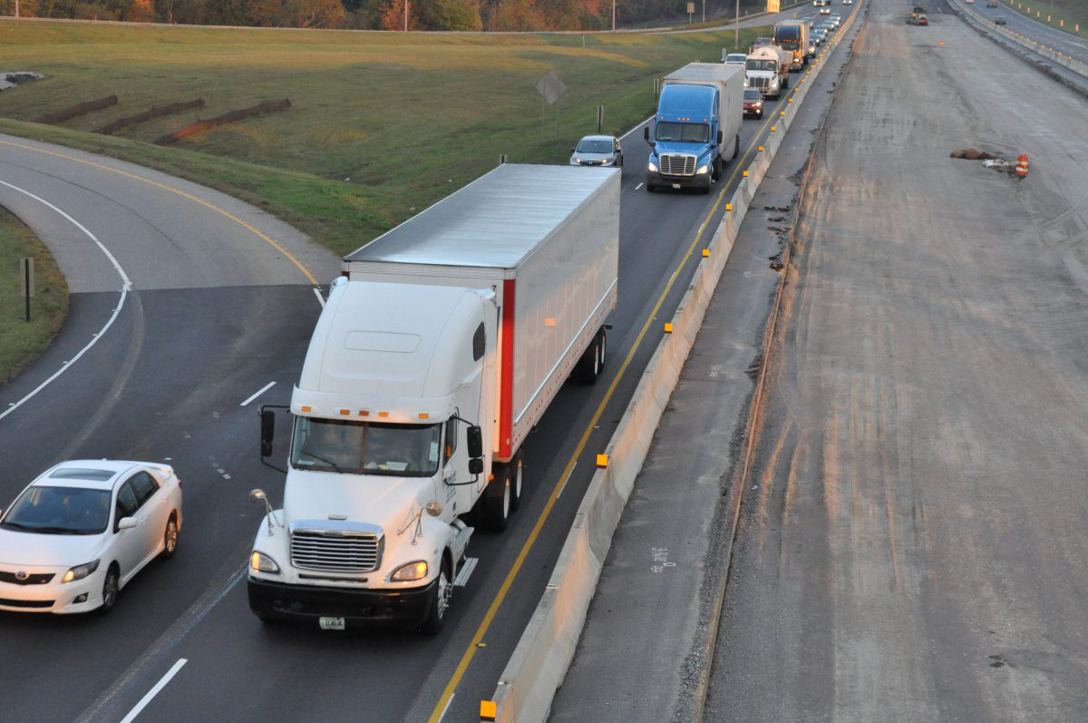 TCA to Congress: Keep 80,000-pound truck-weight limit in place