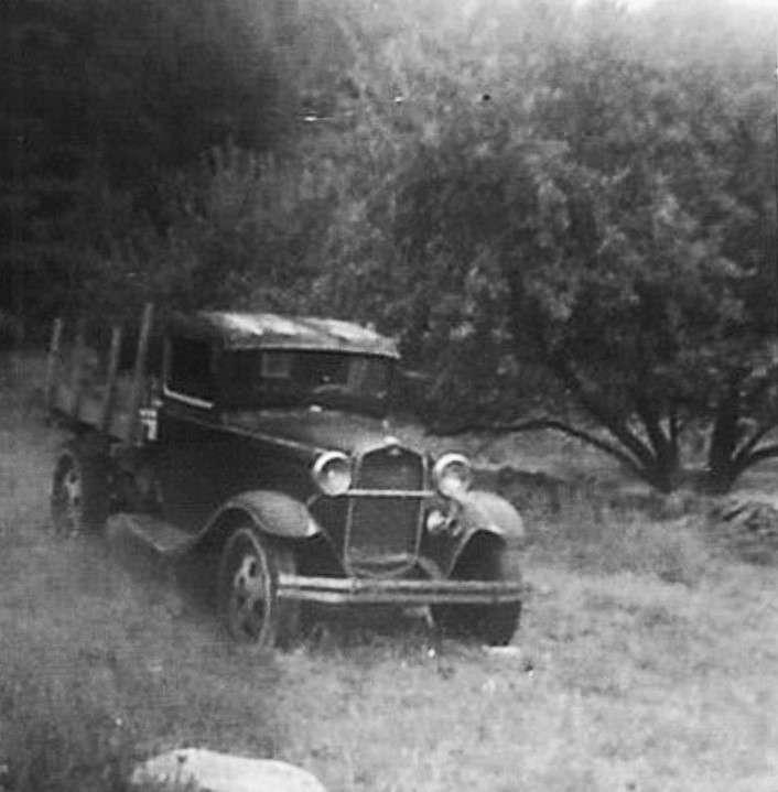 'When a truck was a truck...'