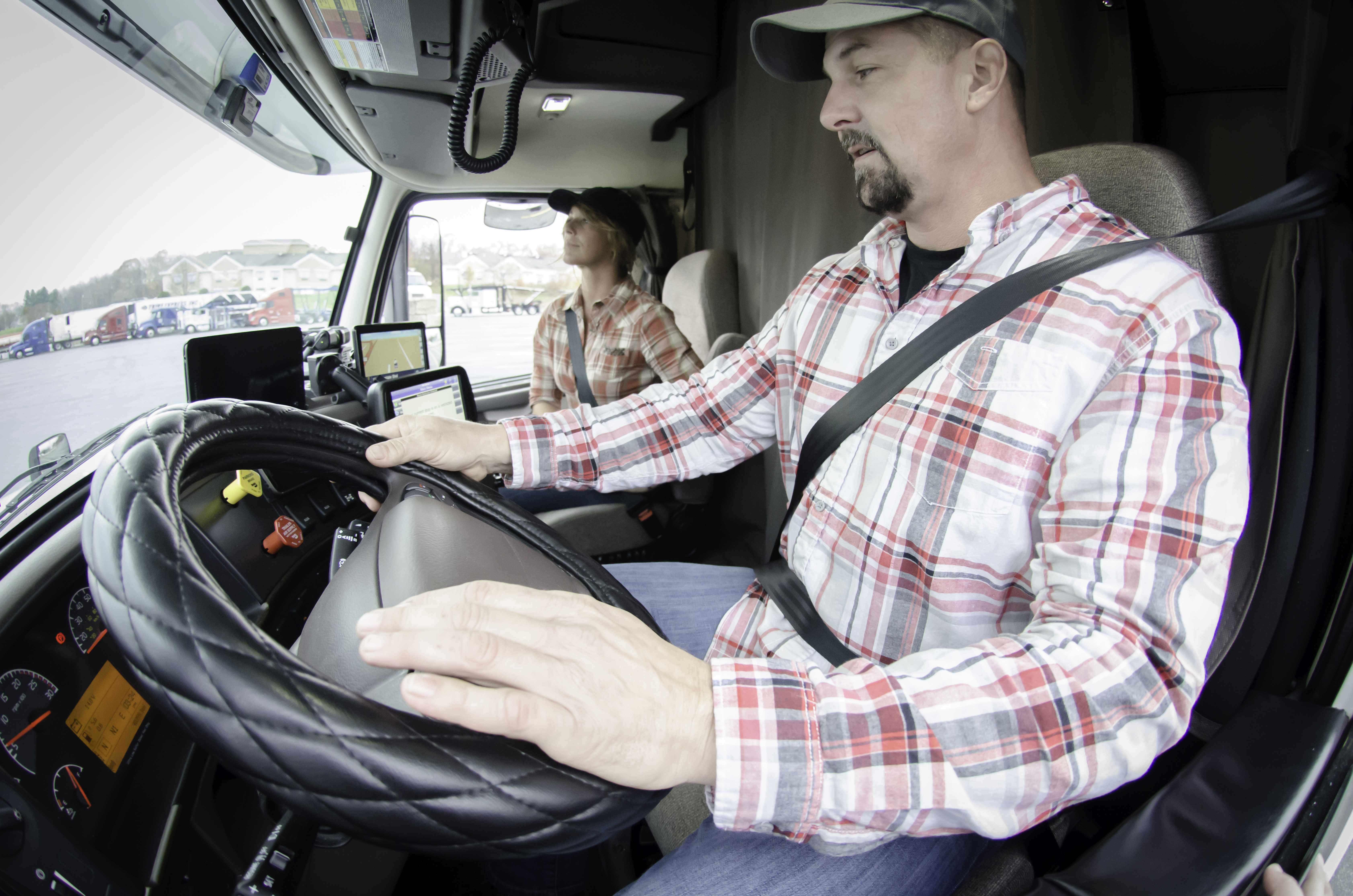 FMCSA's driver training rule is scheduled to take effect in February of 2020.