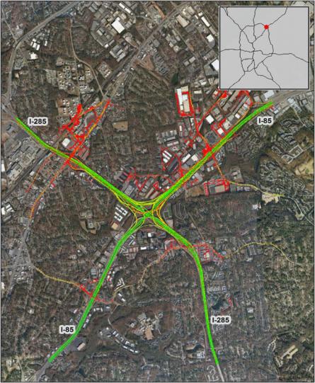 Top 10 truck freight bottlenecks: ATRI lists U.S.' most congested highway interchanges
