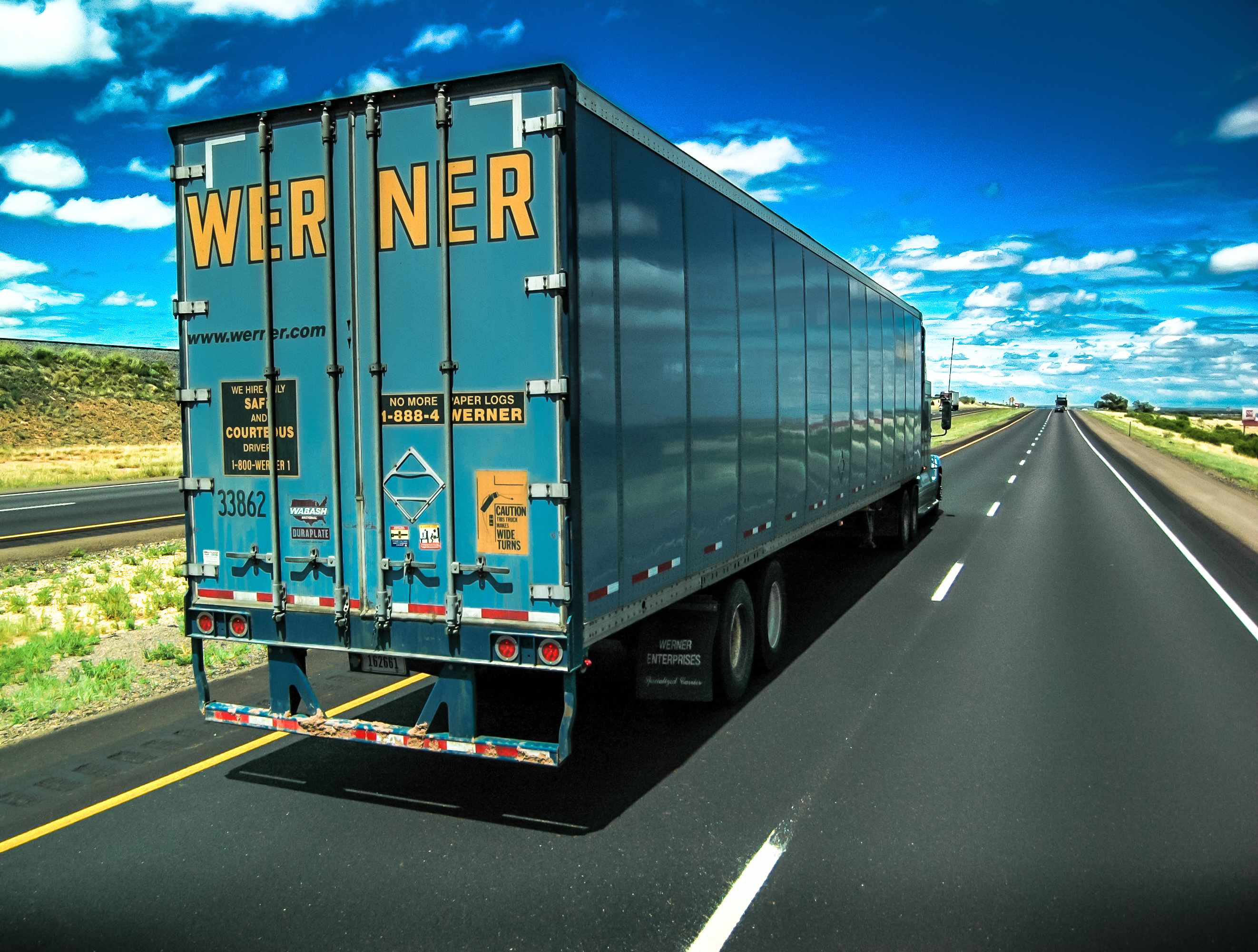 Werner drivers lose court bid for pay for sleeper berth time