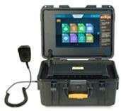 iGlobal's Edge MDT portable scanner/ELD