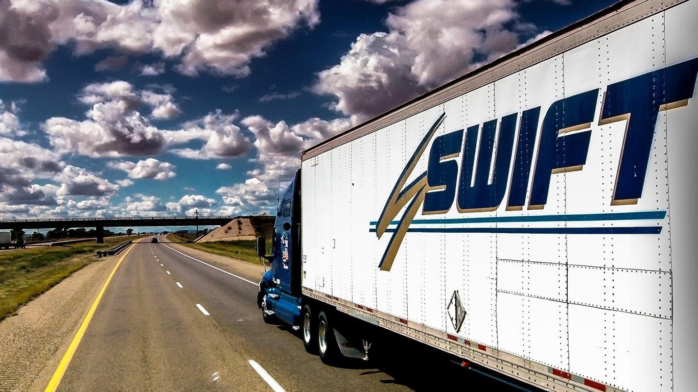Analyst: Swift-Knight merger will have little effect on driver force, operations