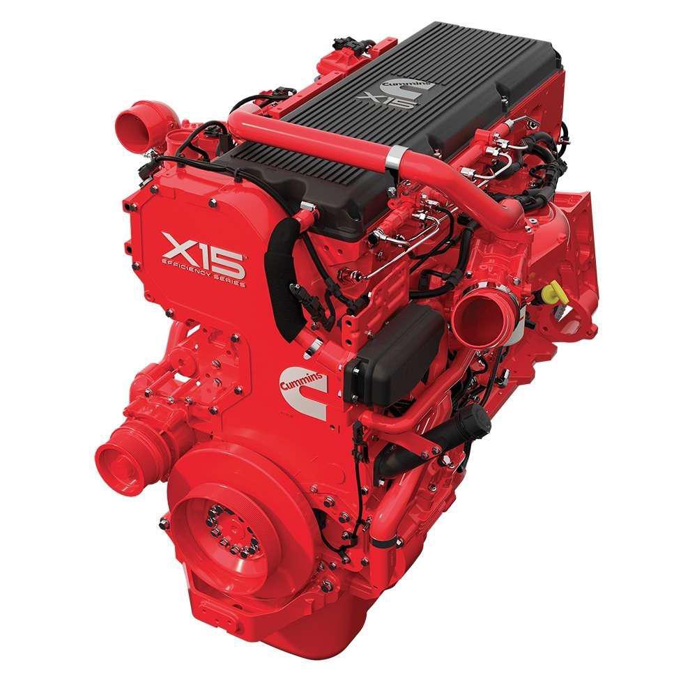 Cummins X15 engine earns Technical Achievement Award ...