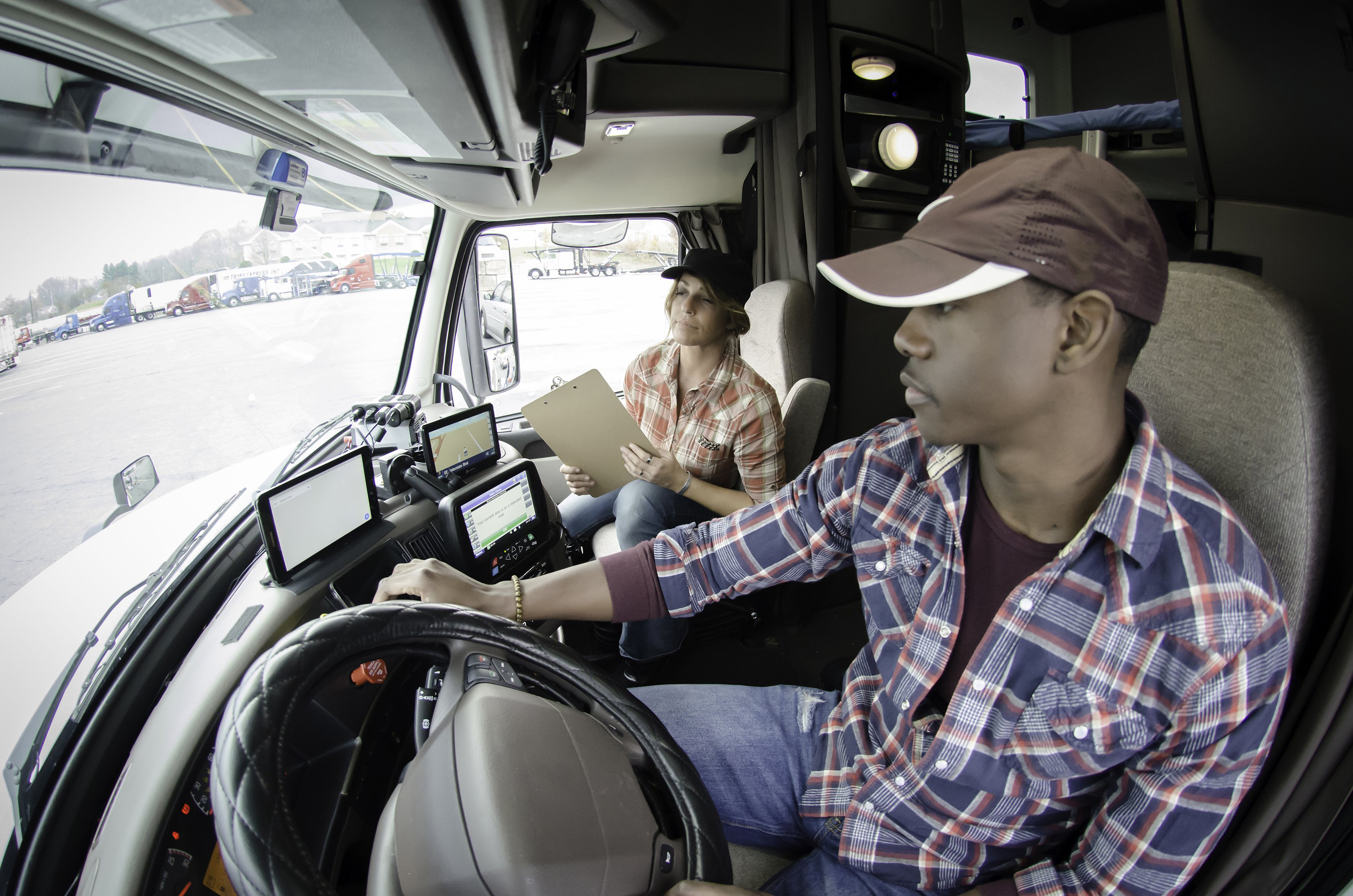 Driver training rule effective date delayed another 60 days due to Trump regs freeze