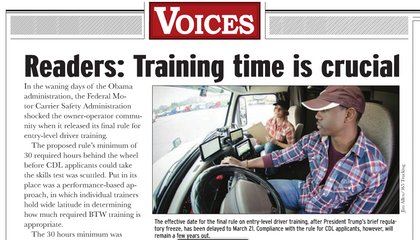 Behind-the-wheel training: 'Arbitrary' nature of hours minimum doesn't mean there shouldn't be one