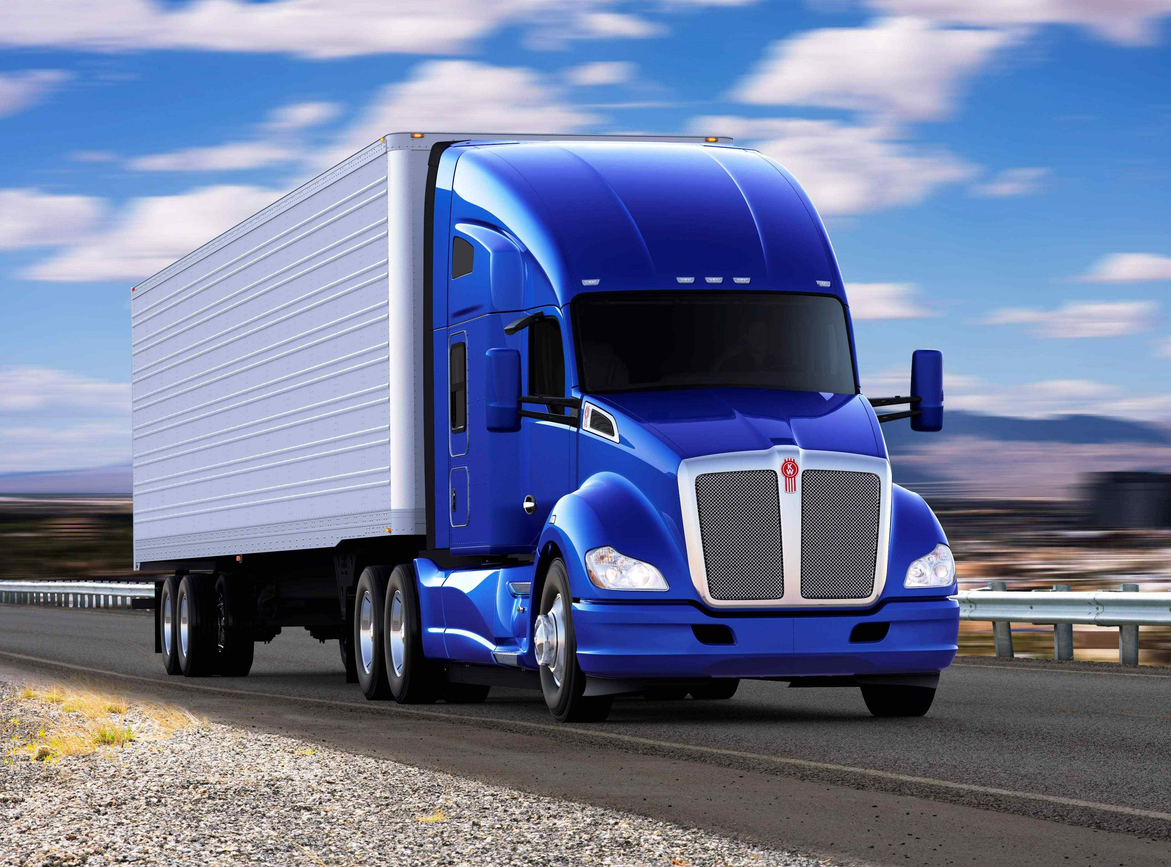 Kenworth Makes Bendix Collision Mitigation System Standard On T680
