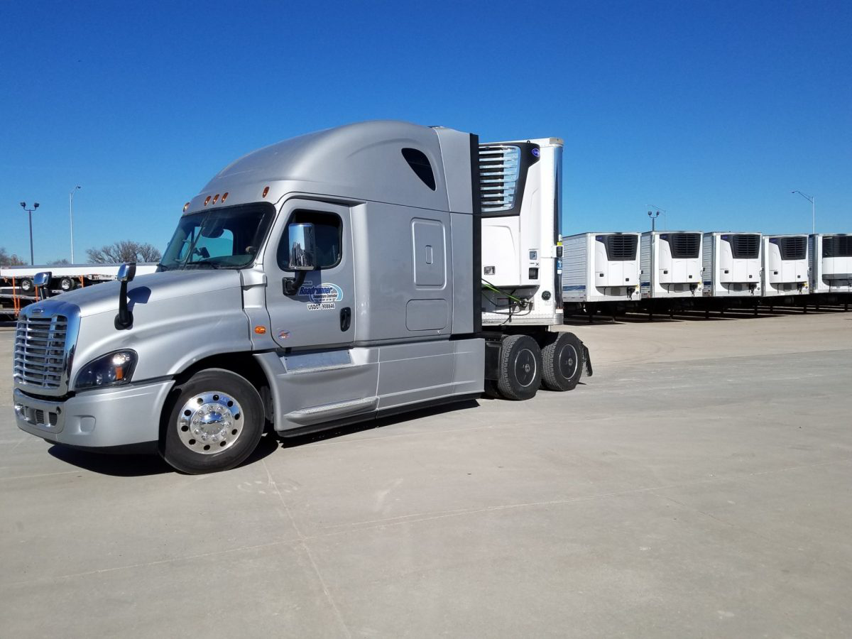 Major fleet expands with new reefer division
