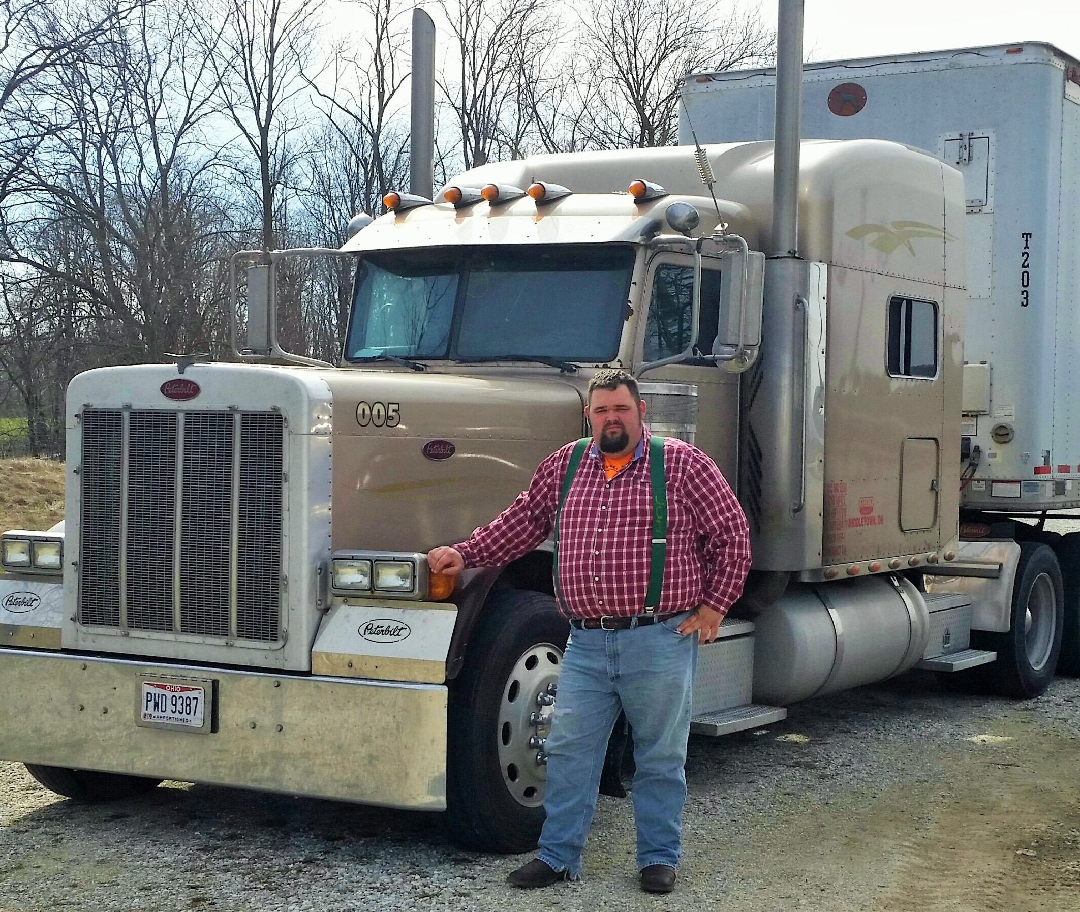 Owner-operator Scott Reed, Rich Wilson and legislative influence on hours and ELDs